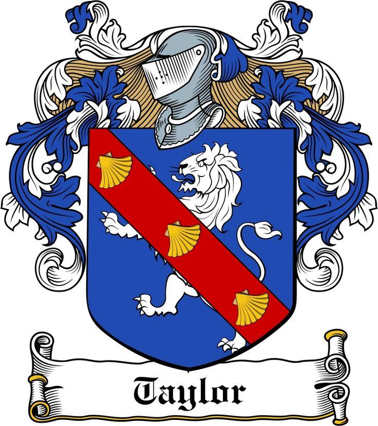 Family Crest Taylor Family Crest Sullivan Burgess Family Tree