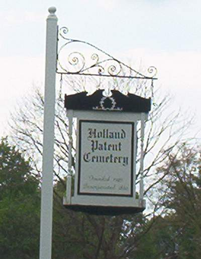 Holland Patent Cemetery